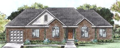 Traditional Style House Plans Plan: 10-1362