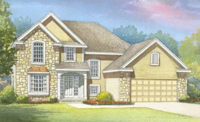 Traditional Style Floor Plans Plan: 10-1375