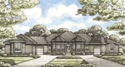 Traditional Style Floor Plans Plan: 10-1403