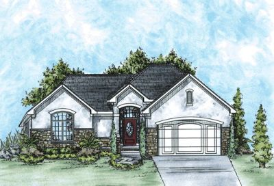 Traditional Style House Plans Plan: 10-1418