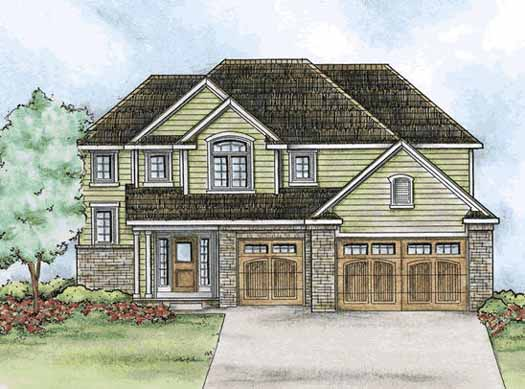 Traditional Style Floor Plans Plan: 10-1426