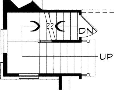 Craftsman Style Home Design Plan: 10-1427