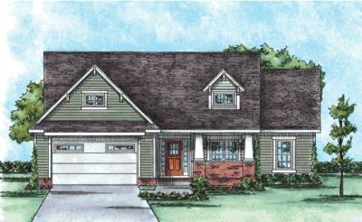 Craftsman Style House Plans Plan: 10-1446