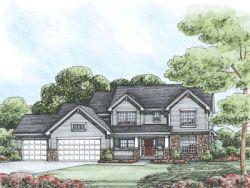 Craftsman Style House Plans Plan: 10-1460