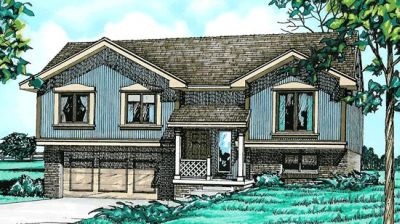 Traditional Style House Plans Plan: 10-147