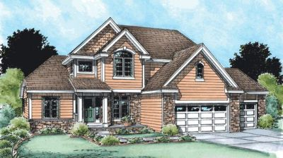 Traditional Style Floor Plans Plan: 10-1473