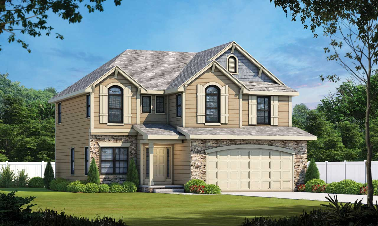 Traditional Style Floor Plans Plan: 10-1481