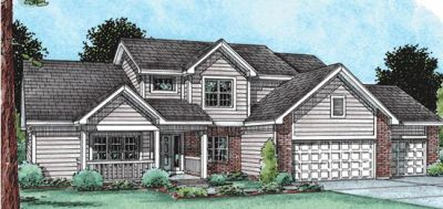 Traditional Style Floor Plans Plan: 10-1498