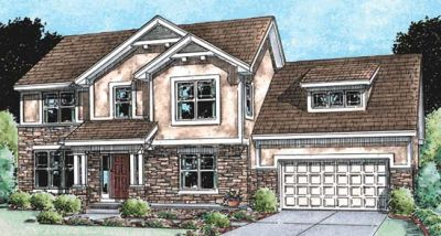 Traditional Style House Plans Plan: 10-1508