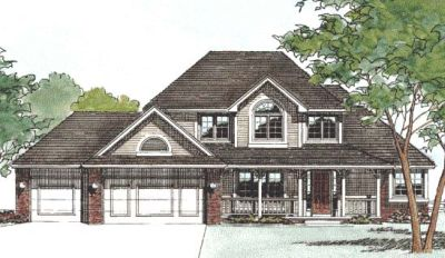 Traditional Style Floor Plans Plan: 10-1515
