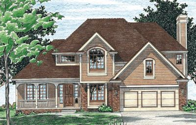 Traditional Style Floor Plans 10-1518