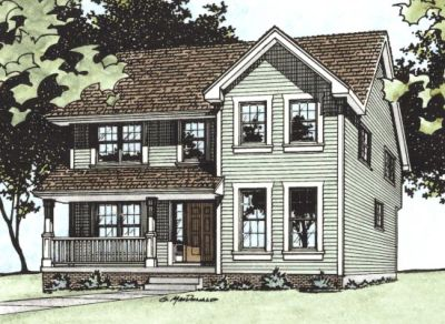 Farm Style Floor Plans 10-1521