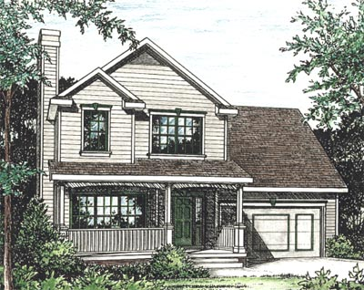 Farm Style Floor Plans 10-1542