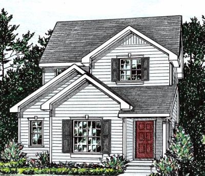 Traditional Style House Plans Plan: 10-1556