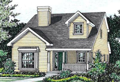 Traditional Style Floor Plans Plan: 10-1560