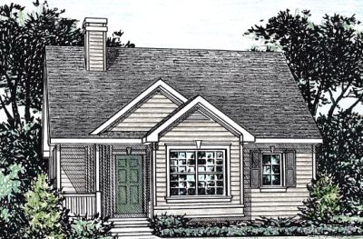 Traditional Style Floor Plans Plan: 10-1562