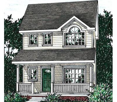 Traditional Style Floor Plans Plan: 10-1570