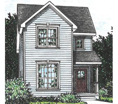 Traditional Style Floor Plans Plan: 10-1571
