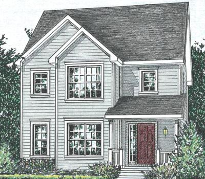 Country Style Floor Plans Plan: 10-1572