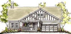 Craftsman Style House Plans Plan: 10-1578