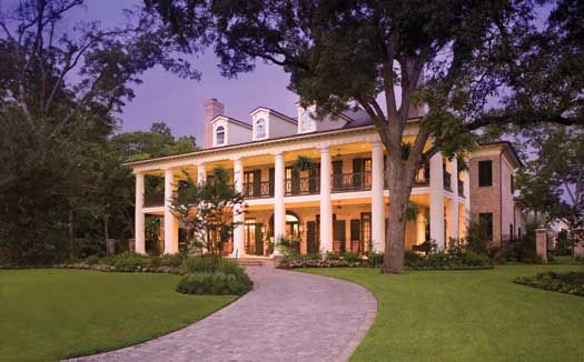 Plantation Style House Plans
