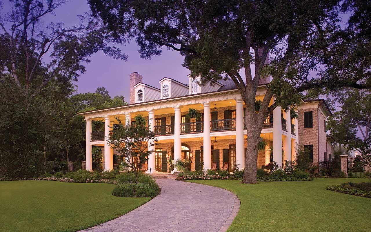Plantation Style House Plans