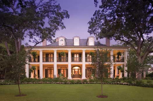 Plantation Style Home Design