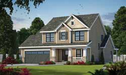 Traditional Style House Plans Plan: 10-1635