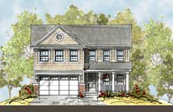 Traditional Style Floor Plans Plan: 10-1643