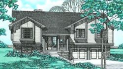 Traditional Style Floor Plans Plan: 10-165