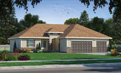 Tuscan Style House Plans Plan: 10-1675