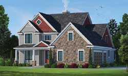 Craftsman Style House Plans Plan: 10-1770
