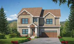 Craftsman Style Floor Plans Plan: 10-1856