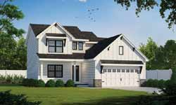 Modern-Farmhouse Style House Plans Plan: 10-1878