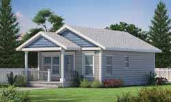 Cottage Style Floor Plans Plan: 10-1884