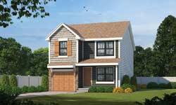 Craftsman Style Home Design Plan: 10-1891