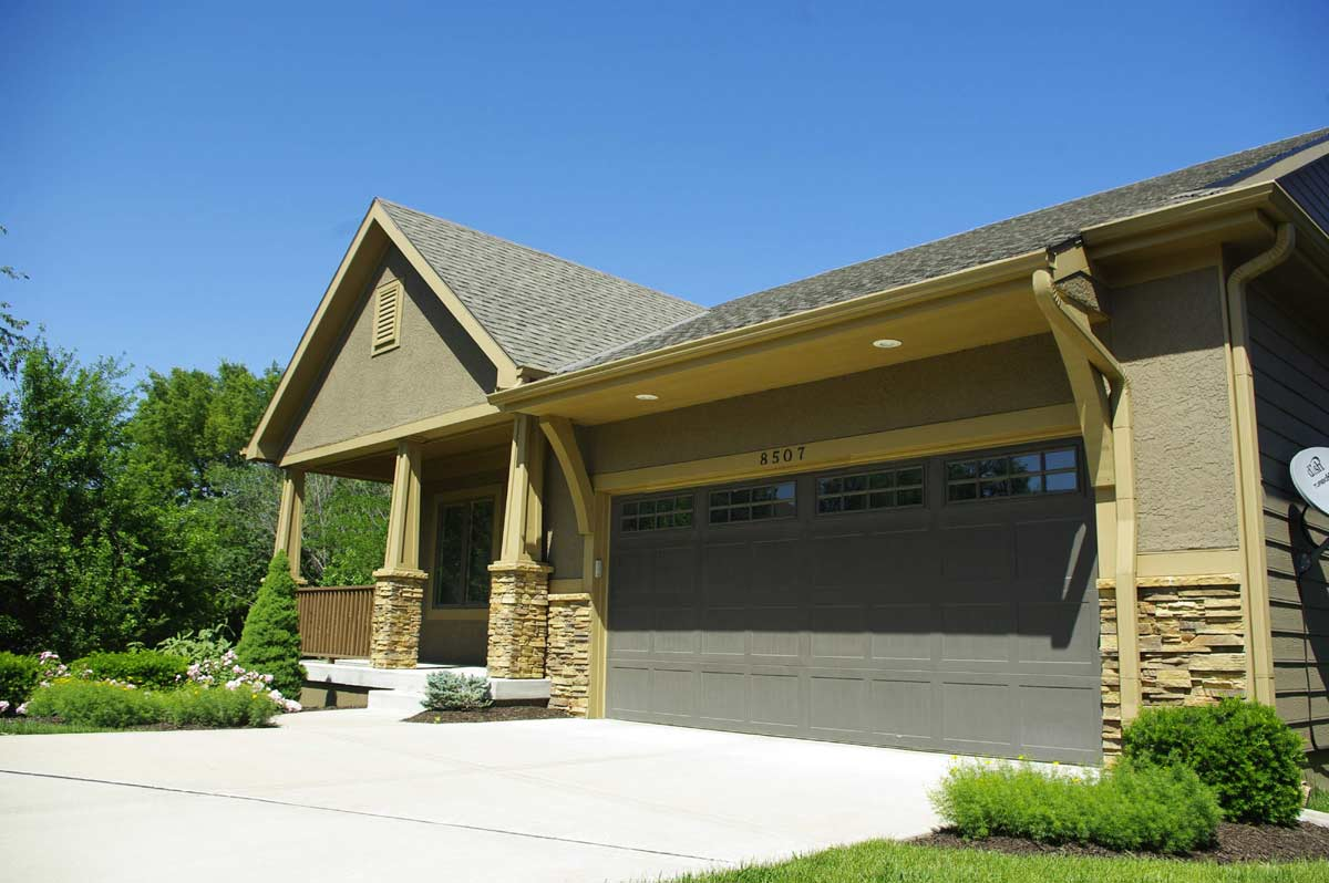 Craftsman Style Home Design