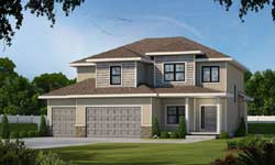 Traditional Style House Plans Plan: 10-1905