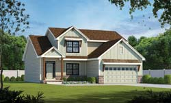 Traditional Style House Plans Plan: 10-1907