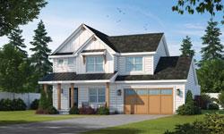 Modern-Farmhouse Style House Plans Plan: 10-1916