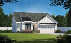 Modern-Farmhouse Style House Plans Plan: 10-1918