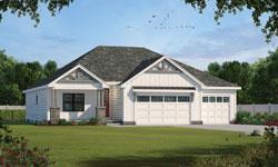 Modern-Farmhouse Style Floor Plans Plan: 10-1925