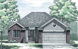 Traditional Style House Plans Plan: 10-232