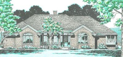 Traditional Style Floor Plans Plan: 10-250