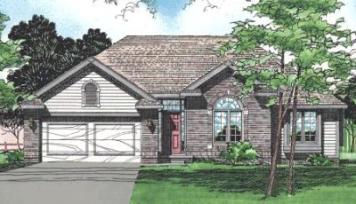 Traditional Style House Plans Plan: 10-251