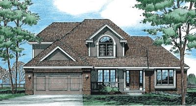 Traditional Style House Plans Plan: 10-275