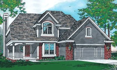 Traditional Style Floor Plans Plan: 10-278