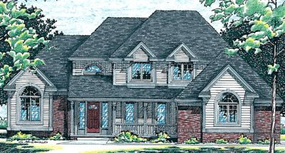 European Style Floor Plans 10-423