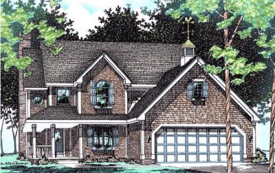 Traditional Style Floor Plans Plan: 10-499