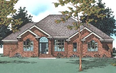 Traditional Style Floor Plans Plan: 10-508